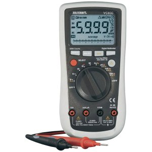 Voltcraft VC-830 Digital Multimeter