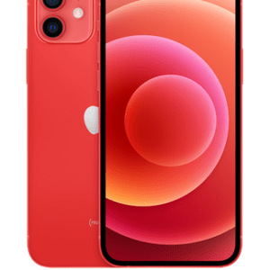 Apple iPhone 12 5G 64GB (PRODUCT) RED at £29 on Unlimited Lite (24 Month contract) with Unlimited mins & texts; Unlimited 5G data. £58 a month.