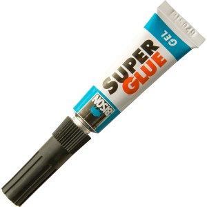 Bison 6312667 Super Glue Gel 3g
