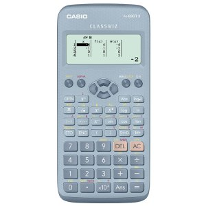 Casio FX-83GTX GCSE Scientific Calculator Blue
