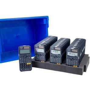 Casio FX-85GTX GCSE Scientific Calculator Dual Powered Pack of 30
