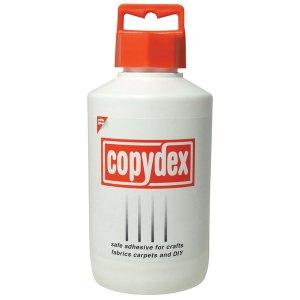 Copydex 260922 Latex Glue Adhesive 500ml Single