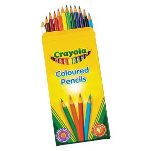 Crayola Coloured Pencils - Pack of 24