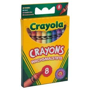 Crayola Crayons - Pack of 8