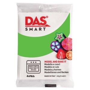 DAS 321018 Smart Oven-Bake Clay 57g (2x 28.5g) Spring Green
