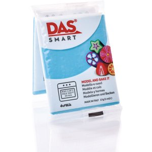 DAS 321021 Smart Oven-Bake Clay 57g (2x 28.5g) Turquoise