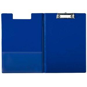 Esselte 56045 A4 Fold Over Clipboard Blue