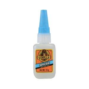 Gorilla Glue 4044205 Superglue 15g