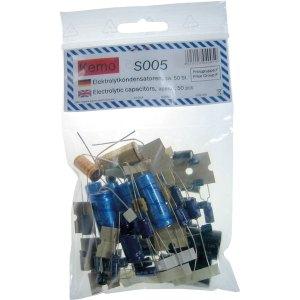 Kemo S005 Electrolytic Capacitor Kit
