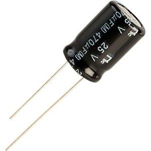 NIC NRSZ471M25V 10X16F 470uf 25V 105deg Nrsz Electro Capacitor