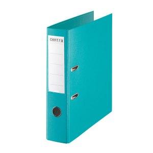 Rapid A4 Folder Lever Arch File 75mm Polypropylene Turquoise