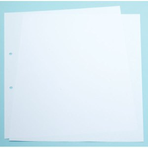 Rapid A4 Paper Plain Unruled Punched 75gsm 500 Sheets