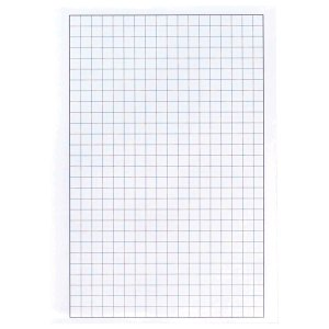 Rapid A4 Paper Squared 10mm Unpunched 75gsm 500 Sheets