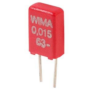 Wima MKS0C021500B00MS 15nf 63V Mks02 Mini Polyester Capacitor