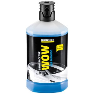 Karcher 6.295-750.0 Car Shampoo 3-In-1 Plug & Clean (1 litre)