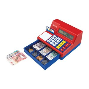 Learning Resources Pretend & Play® Calculator Cash Register (Uk Cu...