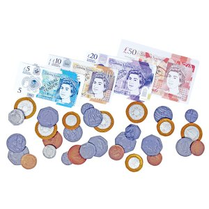Learning Resources UK Money Pack Assortment Pack of 96