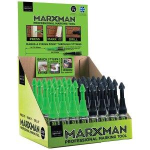 Marxman MARXMANCDU30MIX MarXman Standard & Deep Hole Pro Marking T...
