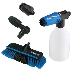 Nilfisk Alto 128500956 Click & Clean Car Cleaning Kit