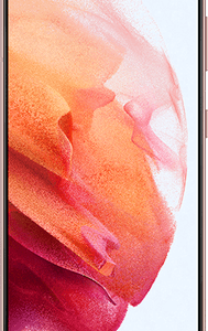 Samsung Galaxy S21 5G 256GB Phantom Pink at £49 on Unlimited Max with Entertainment (24 Month contract) with Unlimited mins & texts; Unlimited 5G data. £58 a month.