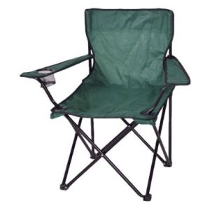 Adult Folding Camping Chair Green