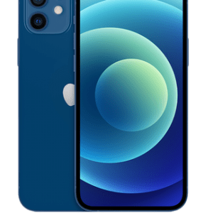 Apple iPhone 12 5G (64GB Blue) at £29 on Pay Monthly 25GB + 3 Xtra Benefits (36 Month contract) with Unlimited mins & texts; 25GB of 5G data. £45 a month.