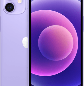 Apple iPhone 12 Mini 5G (64GB Purple) at £9 on Pay Monthly Unlimited Lite + 2 Xtra Benefits (36 Month contract) with Unlimited mins & texts; Unlimited 4G data. £42 a month.