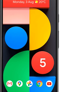 Google Pixel 5 5G (128GB Just Black) at £29 on Pay Monthly 25GB + 3 Xtra Benefits + Entertainment (36 Month contract) with Unlimited mins & texts; 25GB of 5G data. £46 a month.