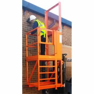 High-Lift Access Platform for Forklifts - 250kg capacity