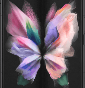 Samsung Galaxy Z Fold3 5G (512GB Phantom Black) at £49 on Red with Entertainment (36 Month contract) with Unlimited mins & texts; 25GB of 5G data. £71 a month.