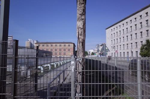 Berlin Deviding Wall
