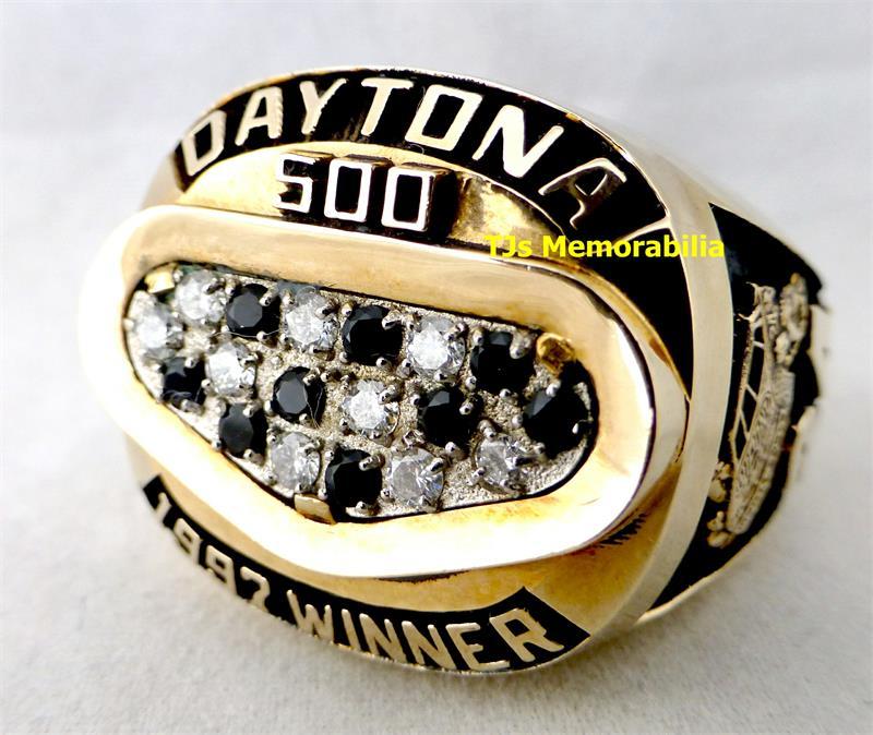 1997 DAYTONA 500 WINNERS RING