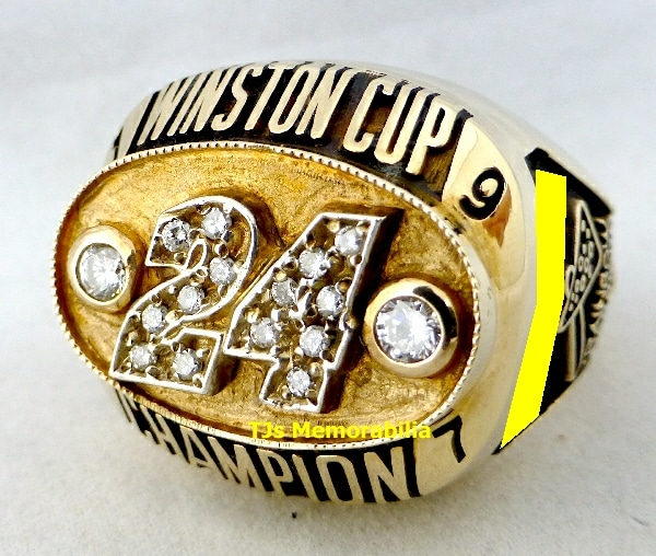 1997 WINSTON CUP CHAMPIONSHIP RING