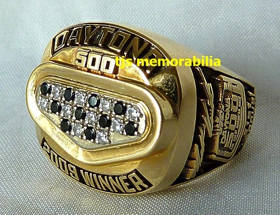 2009 DAYTONA 500 WINNERS CHAMPIONSHIP RING