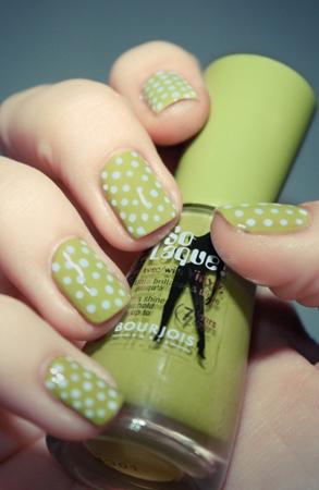 Оттенки весенней зелени