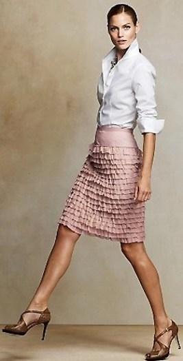 Пудровые и нежно-розовые оттенки