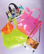 Пластиковые и резиновые сумки
