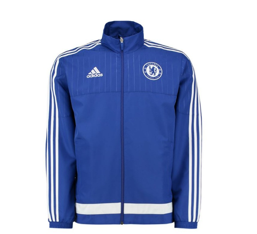 new product d7131 dfc7a Adidas Chelsea 2015/16 Jacket Blue - Buy best