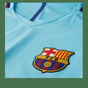 b9e37f34f 2017 18 FC BARCELONA VAPOR MATCH AWAY MEN S FOOTBALL SHIRT - Buy best