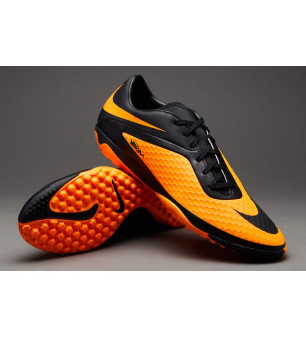 new product e5ff4 b26c4 NIKE HYPERVENOM NEYMAR PHATAL TF NIKESKIN TURF ORANGE BLACK - Buy best