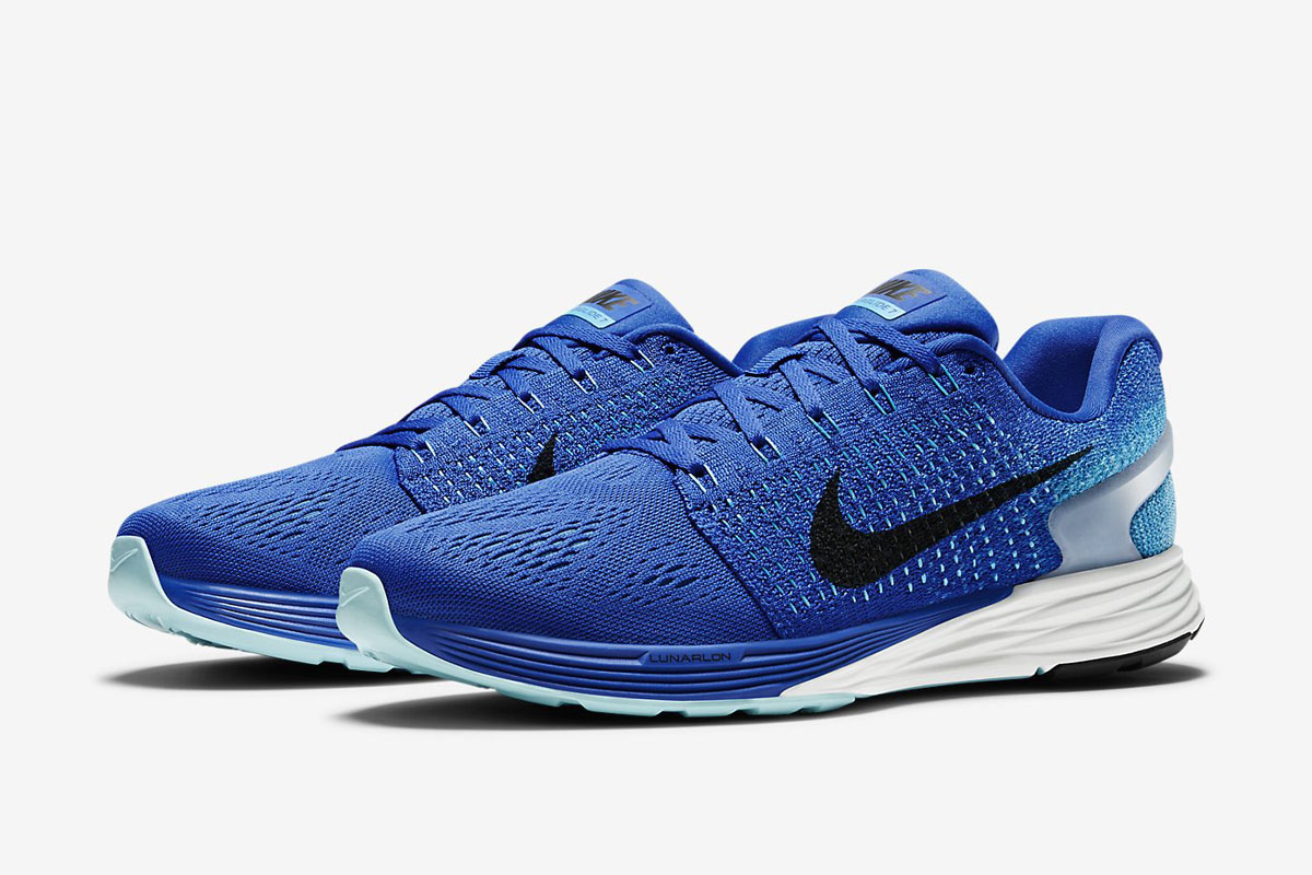 watch where can i buy details for NIKE LUNARGLIDE 7 BLUE - Buy best