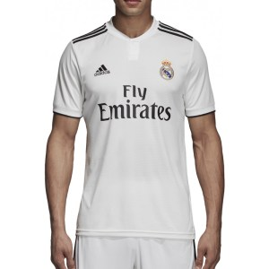 Real Madrid Home Shirt 2018-19