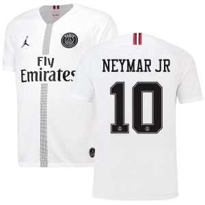 PSG White Jersey