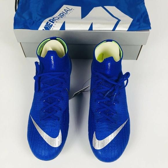 Nike Mercurial Superfly 6 Elite FG Racer Blue