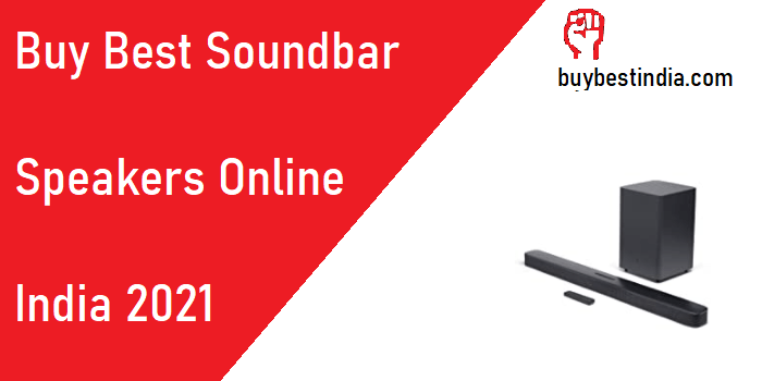 Top Sound Bar Speakers in india