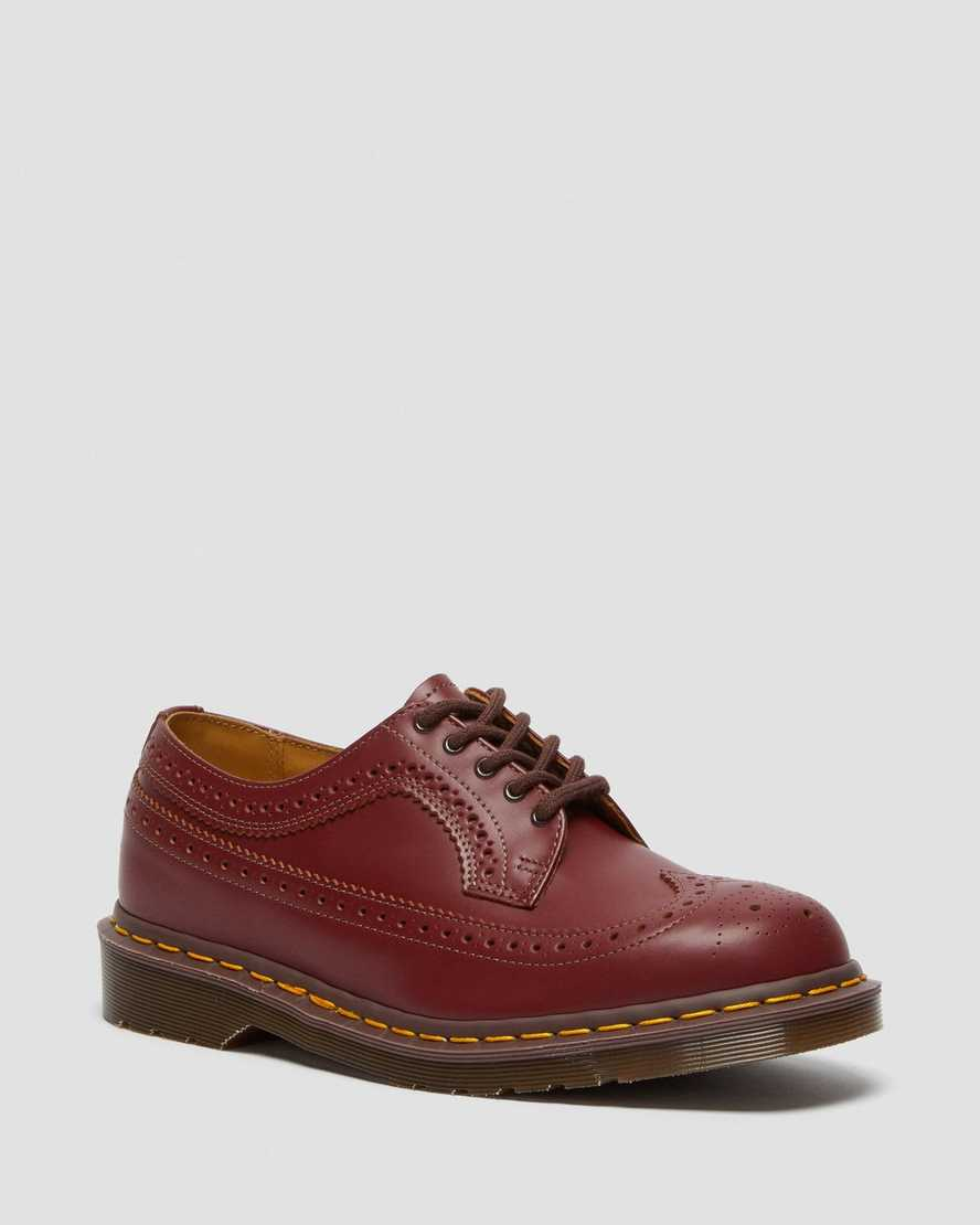 VINTAGE 3989 BROGUE SHOES