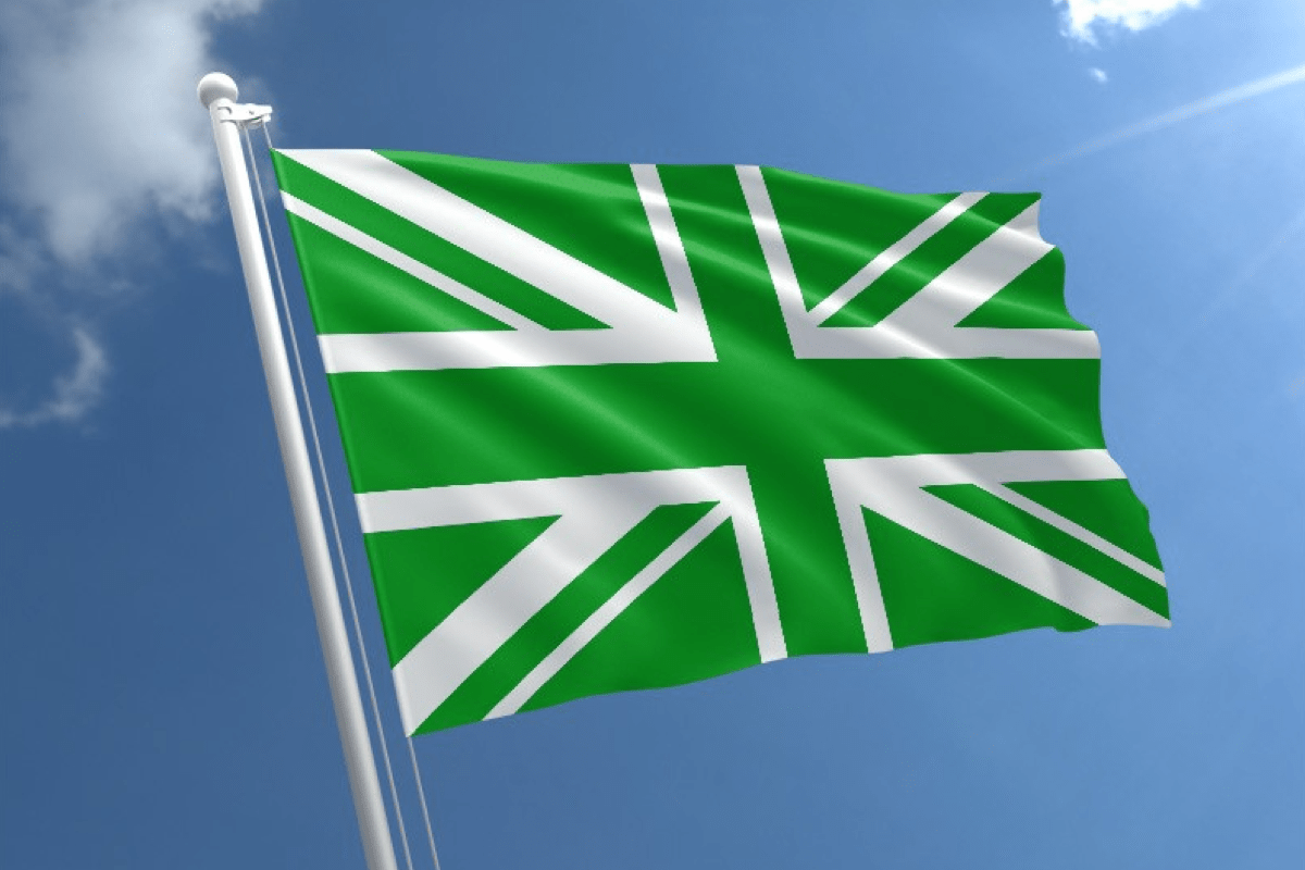 British food is good for the environment - Green Union Jack