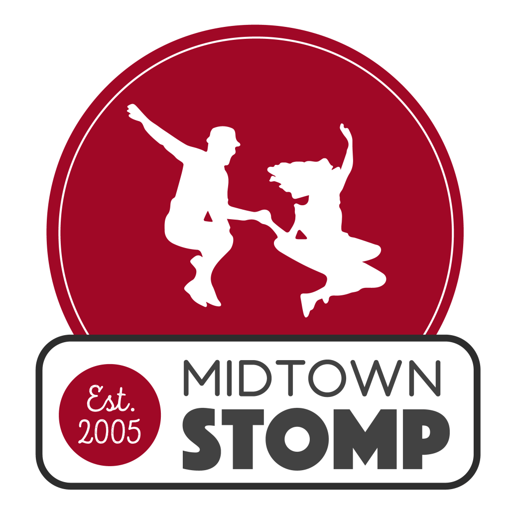 Midtown Stomp | Rebranding