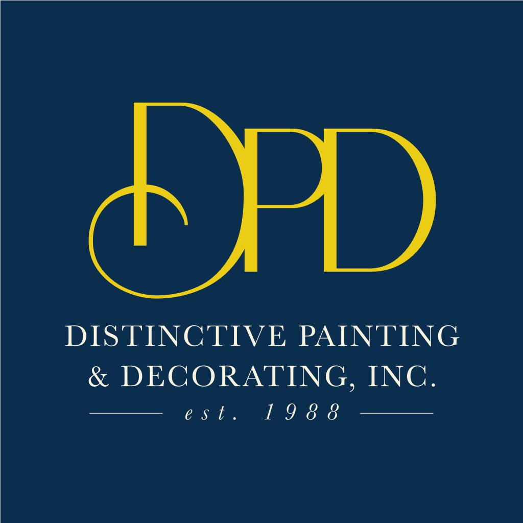 Distinctive Painting & Decorating | Logo & Branding