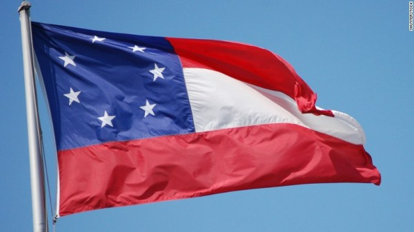 First Confederate Flag for sale